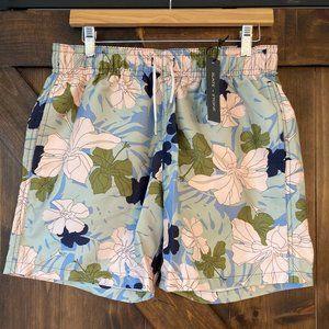 Mens SLATE & STONE Cabo Swim Shorts (NWT)